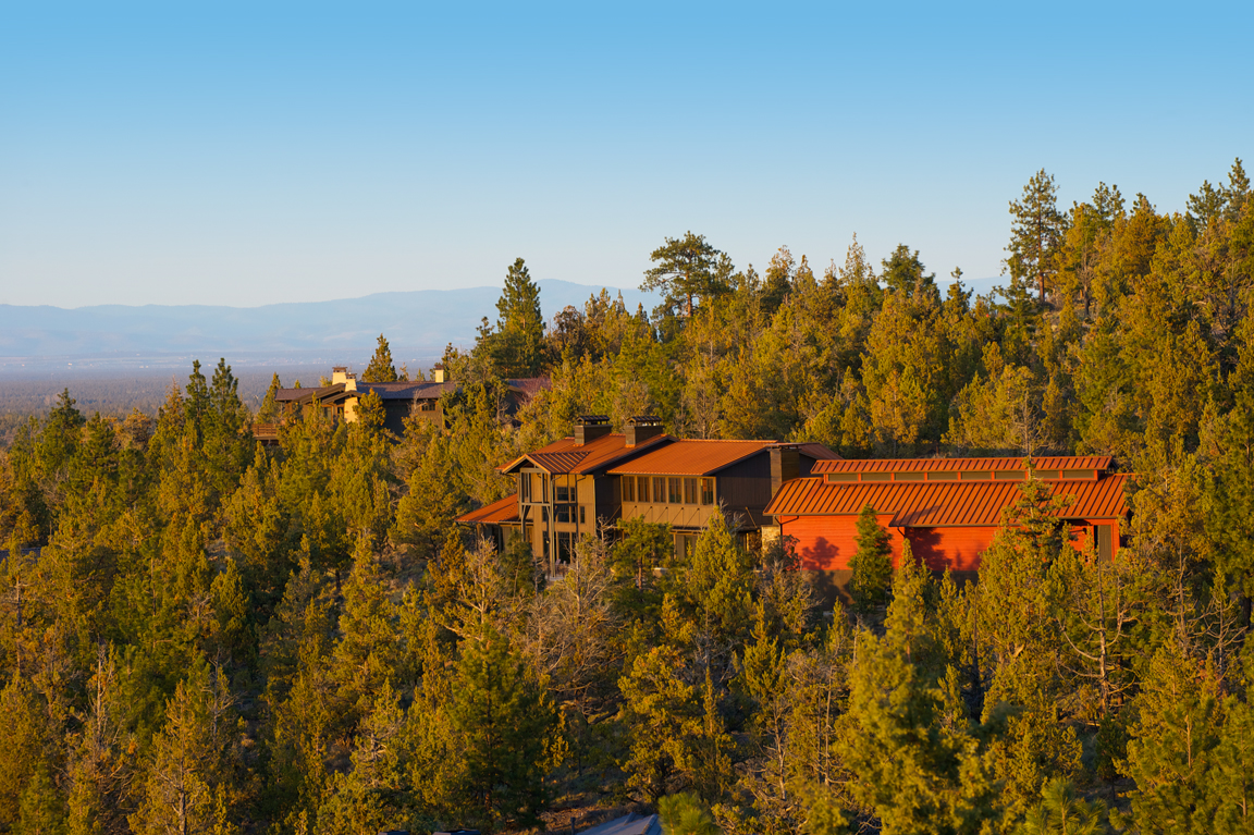 North Rim homes