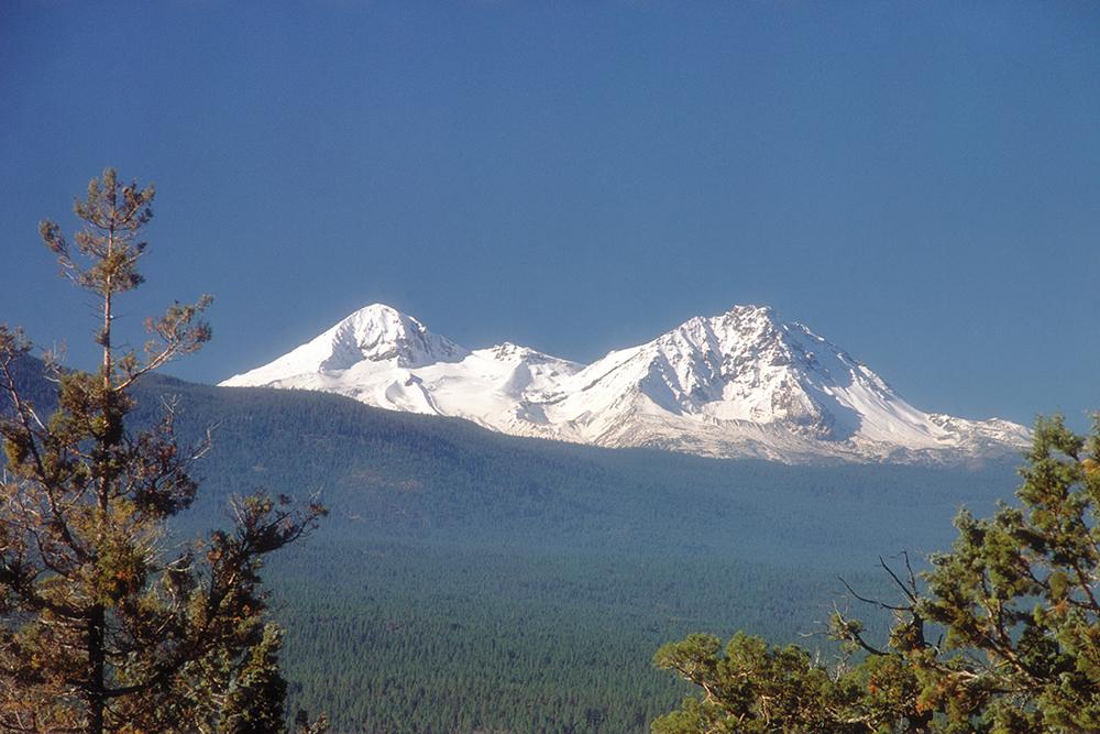 Awbrey Butte