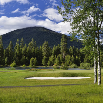 Black Butte Ranch Glaze Meadow