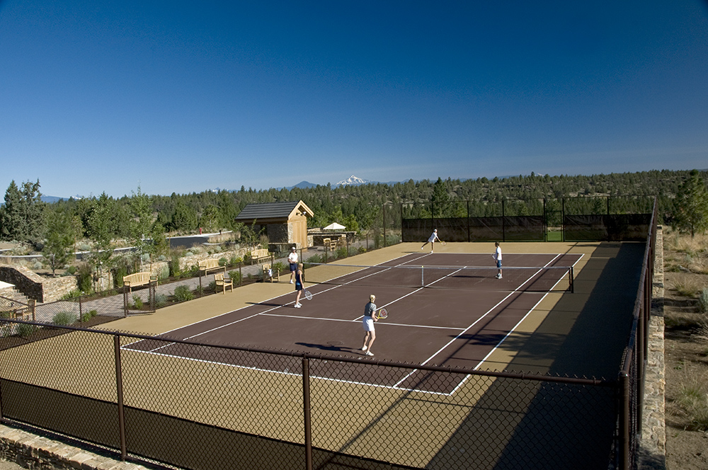 Tennis Court at North Rim