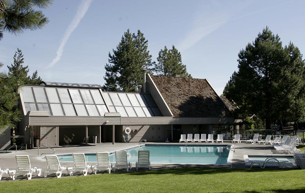 Pool at Mount Bachelor Village Resort