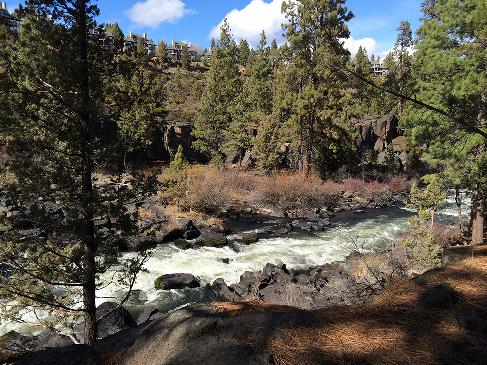 The Deschutes River Trail at Mount Bachelor Village