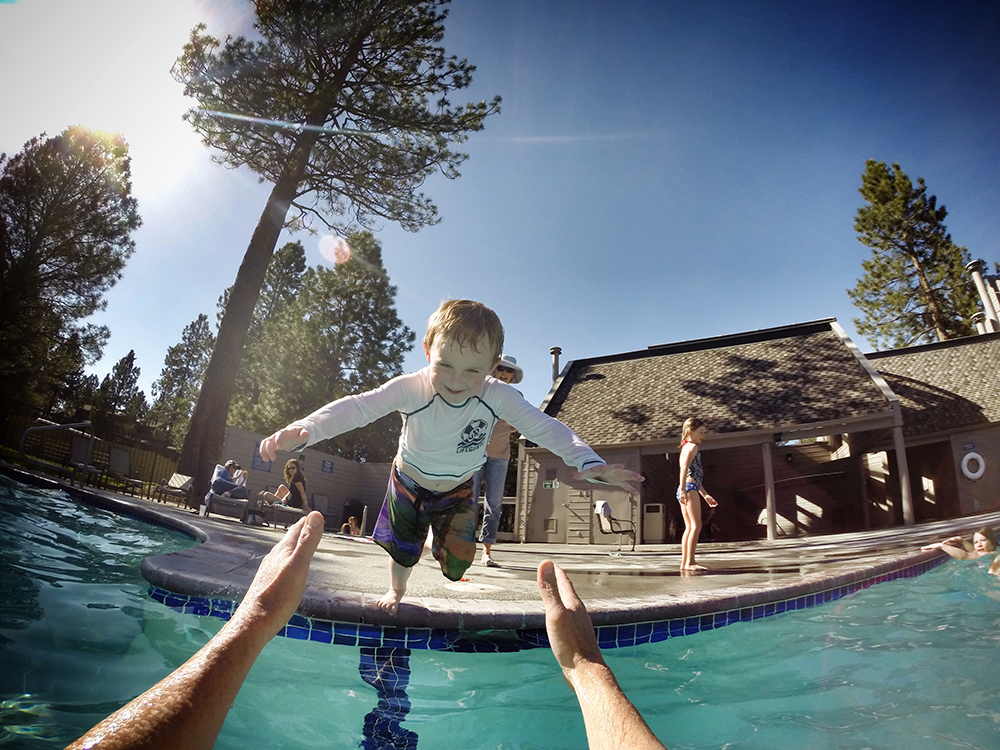 Mount Bachelor Village Resort Pool