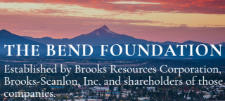 The Bend Foundation Grants $100,000 to Area Nonprofits