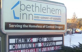 Serving Central Oregon: Bethlehem Inn