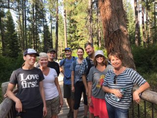 The Metolius Preserve: Our favorite staff meeting of the year