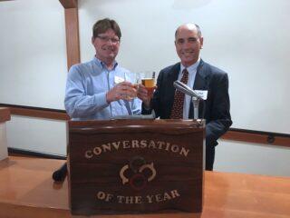 City Club Announces Winner of Conversation Award